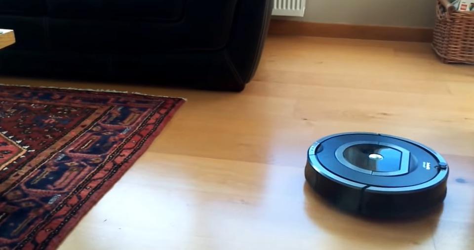 Avis Robot Aspirateur Roomba 772