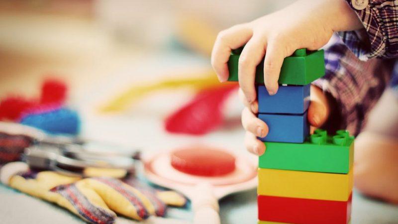 Quel jouet pour un enfant de moins de 3 ans ?
